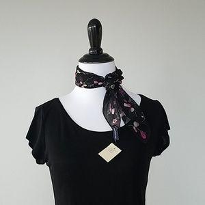 Ann Taylor neck scarf NWT